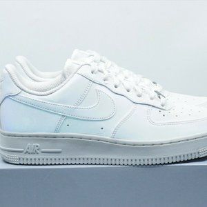 Nike Air Force 1 Reflective White DC2062-100